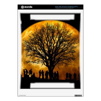 Halloween moon - zombie tree - moon tree skins for xbox 360