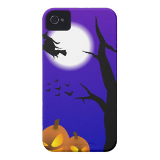 Halloween Moonlight iPhone 4 Case