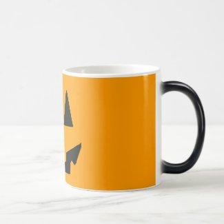 Halloween Morphing Mug