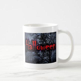 Halloween Motif Coffee Mug