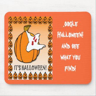 Halloween mouse mat