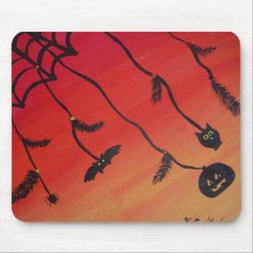 Halloween Themed halloween mousepad