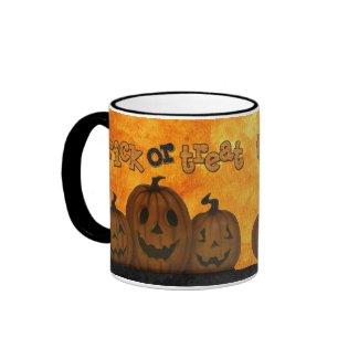 halloween mug mug