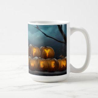 Halloween Mug/Pumpkin Coffee Mug