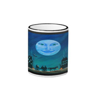 "Halloween mug ""Witch Moon"""