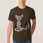 Halloween Mummy Cat T-Shirt
