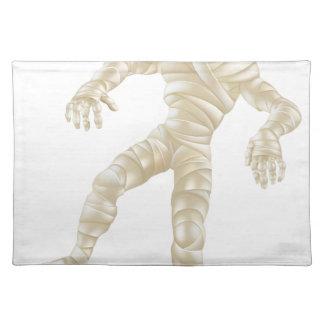 Halloween Mummy Place Mat