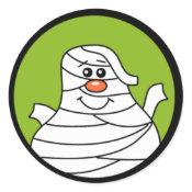 Halloween  Mummy Sticker sticker