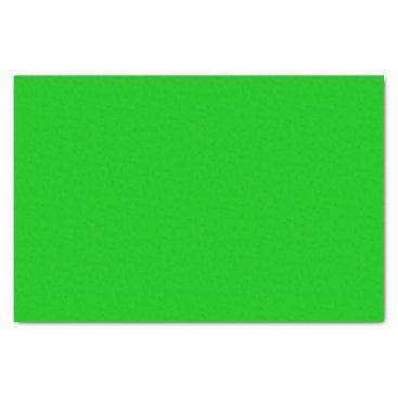 Halloween Themed Halloween Neon Green Tissue Paper