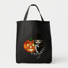 Halloween Night Bag at Zazzle