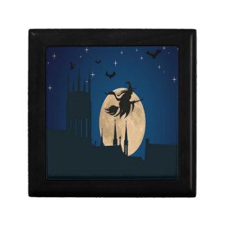 Halloween Night Trinket Box