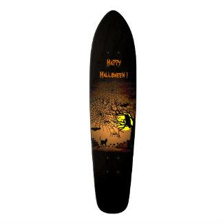 Halloween Night , Happy Halloween ! Skateboard