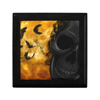 Halloween night jewelry box