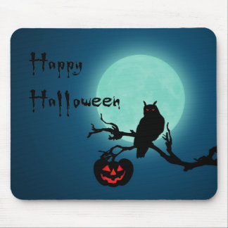 Halloween Night - Mousepad