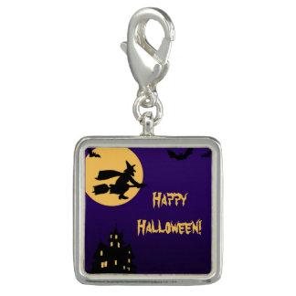 Halloween Night Photo Charm