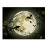 Halloween Night Postcard