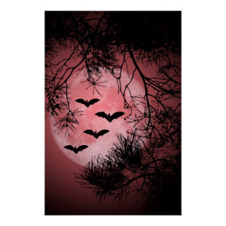 Halloween Night Print