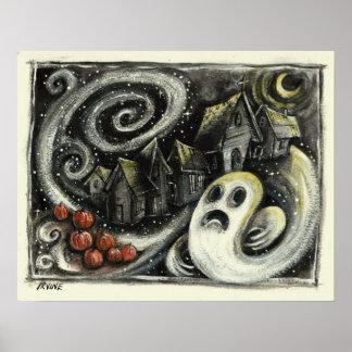 Hallowe'en Night Posters
