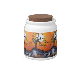 Halloween Night Products Candy Dishes