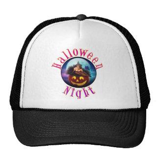 Halloween Night Trucker Hat