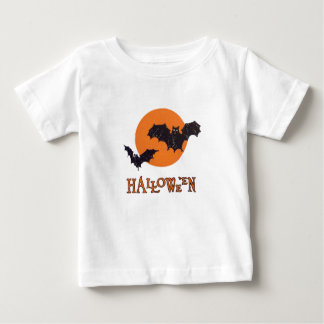 Halloween Night (Vintage Halloween Card) Baby T-Shirt