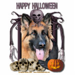 Halloween Nightmare - German Shepherd - Chance Photo Cut Out