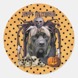 Halloween Nightmare - Mastiff - Cyclone Stickers