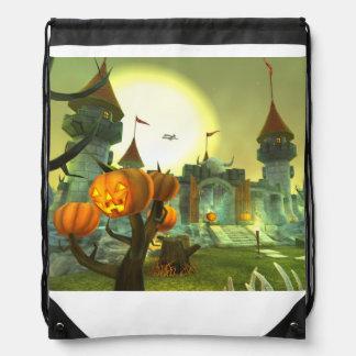 Halloween nightmare mochila