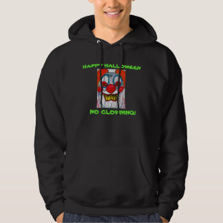HALLOWEEN NINGUNA camiseta CLOWNING Sudadera
