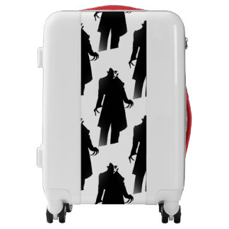 halloween nosferatu luggage