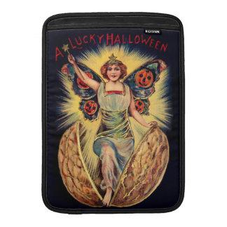 Halloween Nutshell MacBook Sleeves