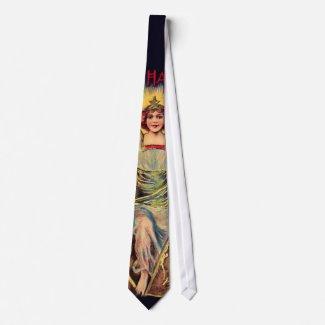 Halloween Nutshell Neck Tie