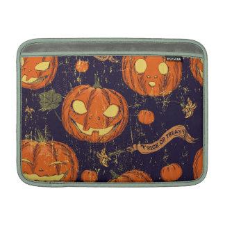 Halloween, obra clásica, calabaza, patten del fundas MacBook