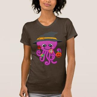 Halloween Octopus T-Shirt