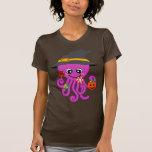 Halloween Octopus T Shirts