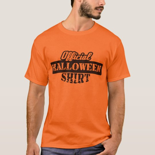 Halloween Official Shirt - Party Costume