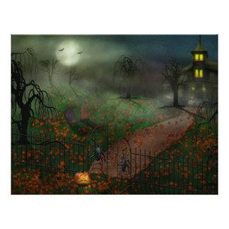 Halloween - One Hallows Eve Flyer