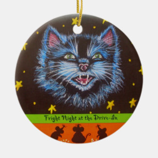 Halloween or everyday ornament