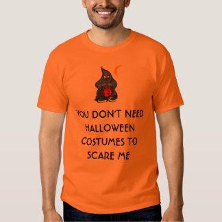 Halloween - Orange T shirt