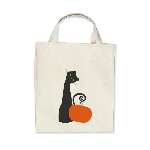 Halloween Organic Bag