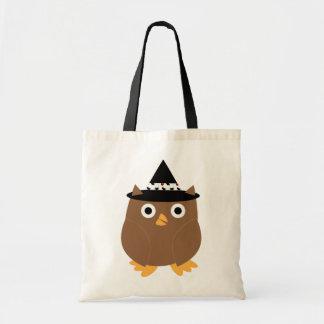 Halloween Owl Bag