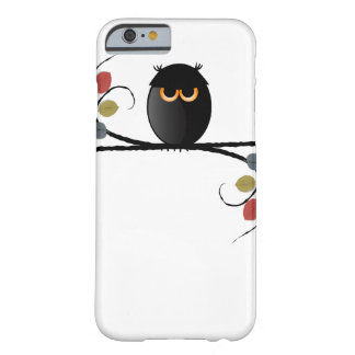 Halloween Owl Barely There iPhone 6 Case