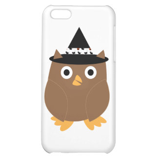 Halloween Owl Cover For iPhone 5C