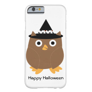 Halloween Owl Customizable Barely There iPhone 6 Case