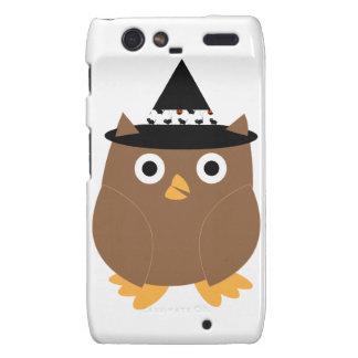 Halloween Owl Droid RAZR Case