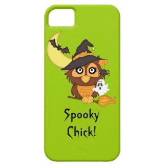 Halloween Owl/Ghost/Bats/Moon iPhone SE/5/5s Case
