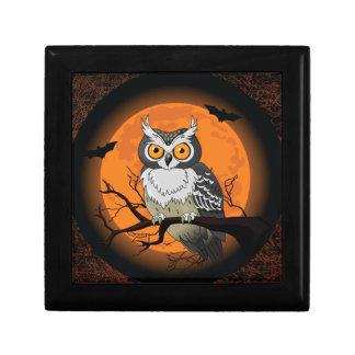 Halloween Owl Gift Boxes