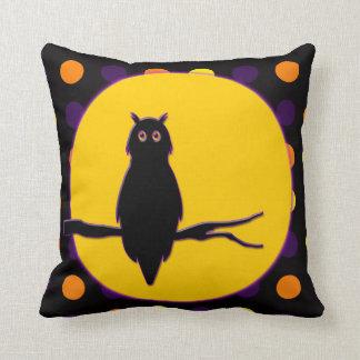 Halloween Owl Pillow