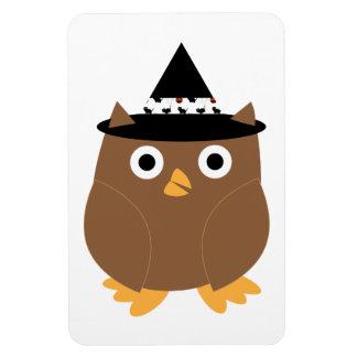 Halloween Owl Premium Flexi Magnet