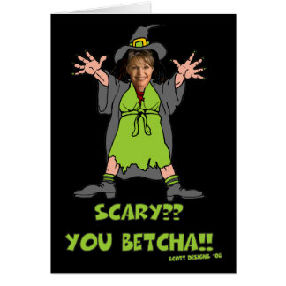 Halloween Palin Cards
